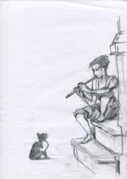 boyandcat_pencil_small