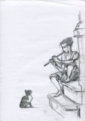 boyandcat_pencil_small