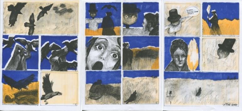 3 colours 3 pages comp