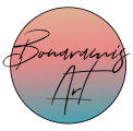 Bonaramis Art blog by Kristel Pent